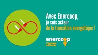 militant ecologiste avec Enercoop