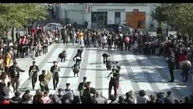 Flashmob Les Mureaux