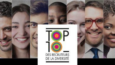 Top10 Recruteur diversité