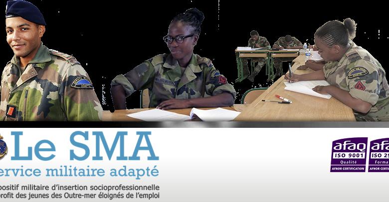 Le service militaire adapté SMA
