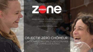 """Reportage """"Objectif zéro chômeur"""