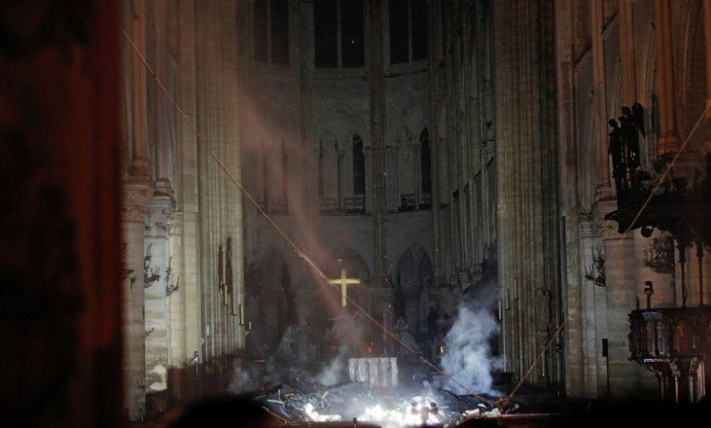 Croix Notre Dame