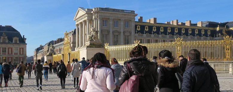 Mureaux à Versailles