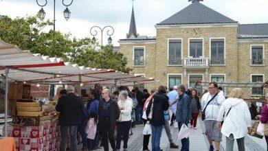 marché Les Mureaux