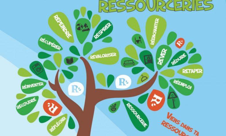 semaine nationale des ressourceries