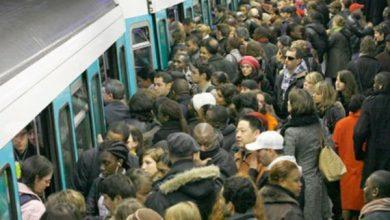 metro greve 5 décembre