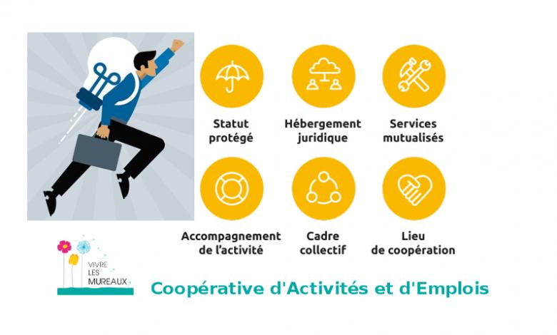 Coopérative activités et emplois Les Mureaux