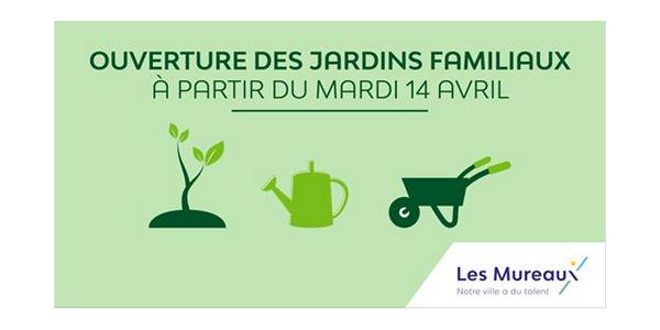 Jardins familiaux Les Mureaux