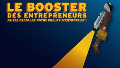 Photo of Le Booster des entrepreneurs / présentation des projets